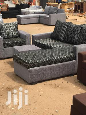 Well Packaged L Shaped Sofa Chair | Furniture for sale in Greater Accra, Adabraka