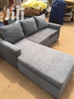 Quality New Fabric L Shaped Sofa Chair for Homes | Furniture for sale in Greater Accra, Adabraka