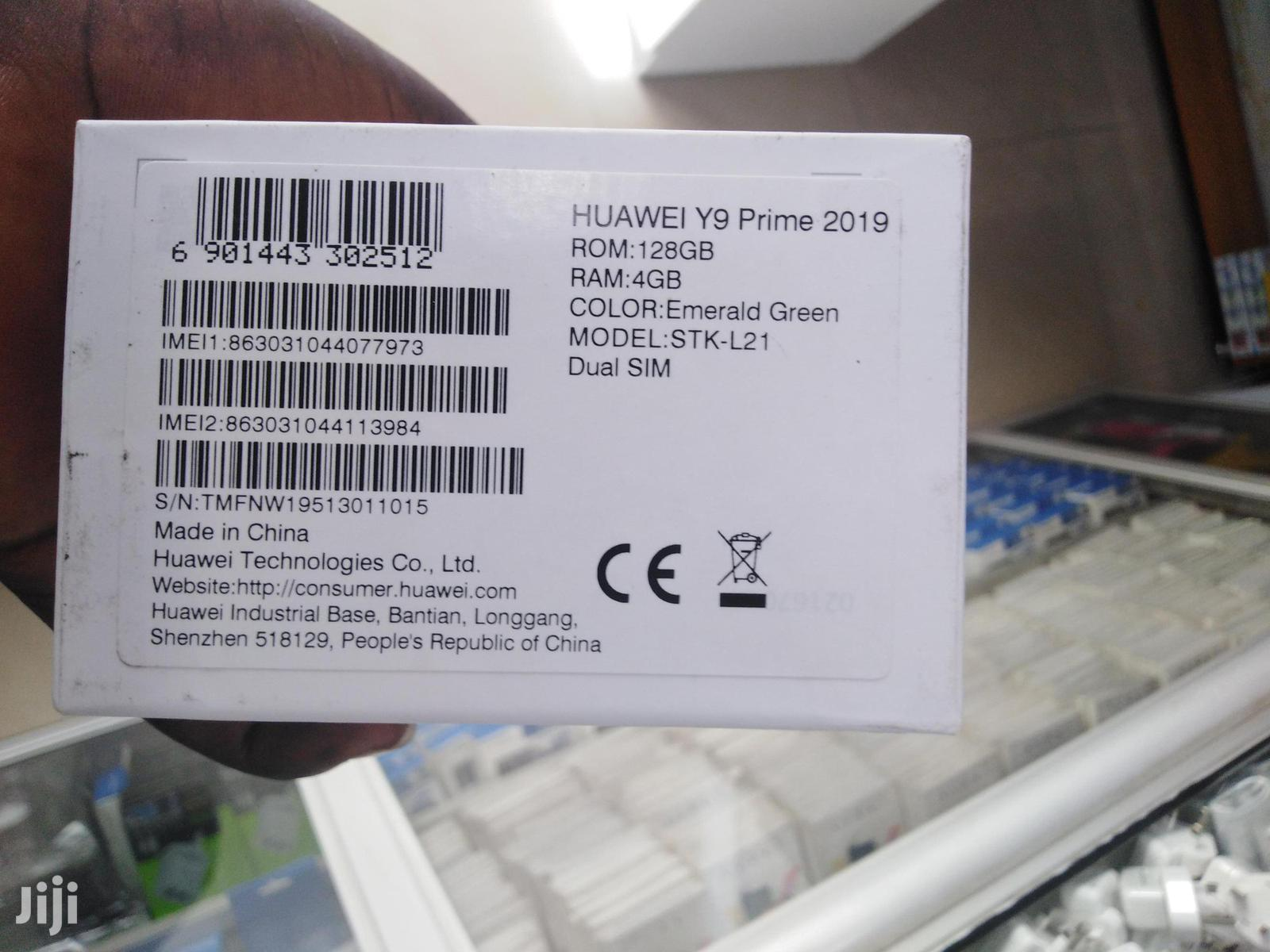 New Huawei Y9 Prime 128 GB | Mobile Phones for sale in Asylum Down, Greater Accra, Ghana
