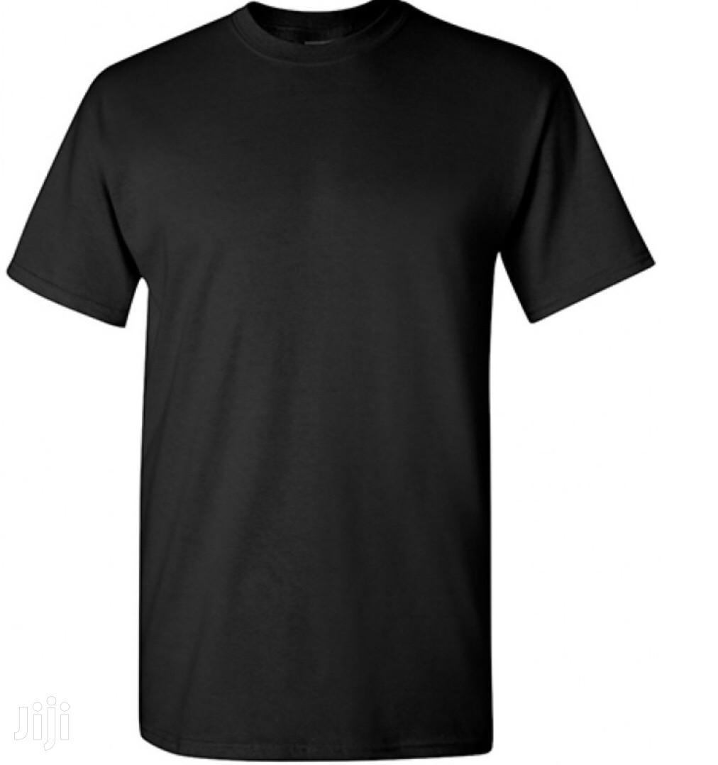 Plain T-Shirt From USA