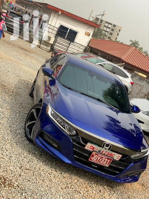 Honda Accord 2018 Blue | Cars for sale in Greater Accra, Abelemkpe