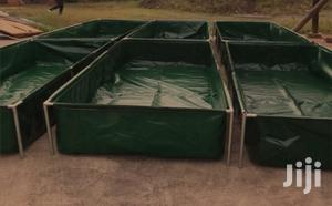 Tarpaulin Fish Ponds   Farm Machinery & Equipment for sale in Greater Accra, Agbogbloshie