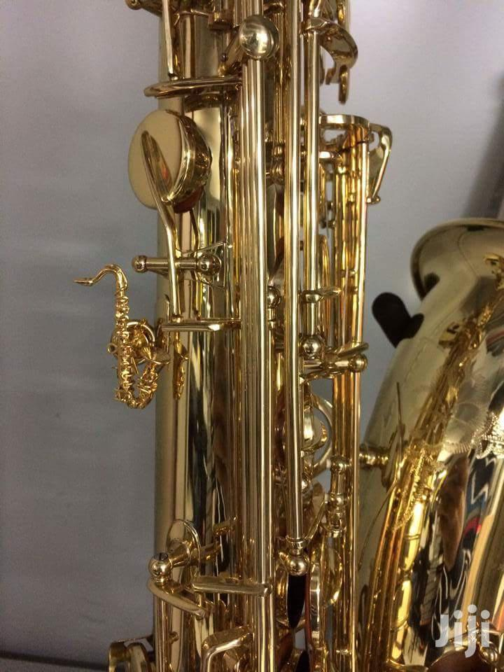 Professional Gold Alto Saxophone | Musical Instruments & Gear for sale in Accra Metropolitan, Greater Accra, Ghana