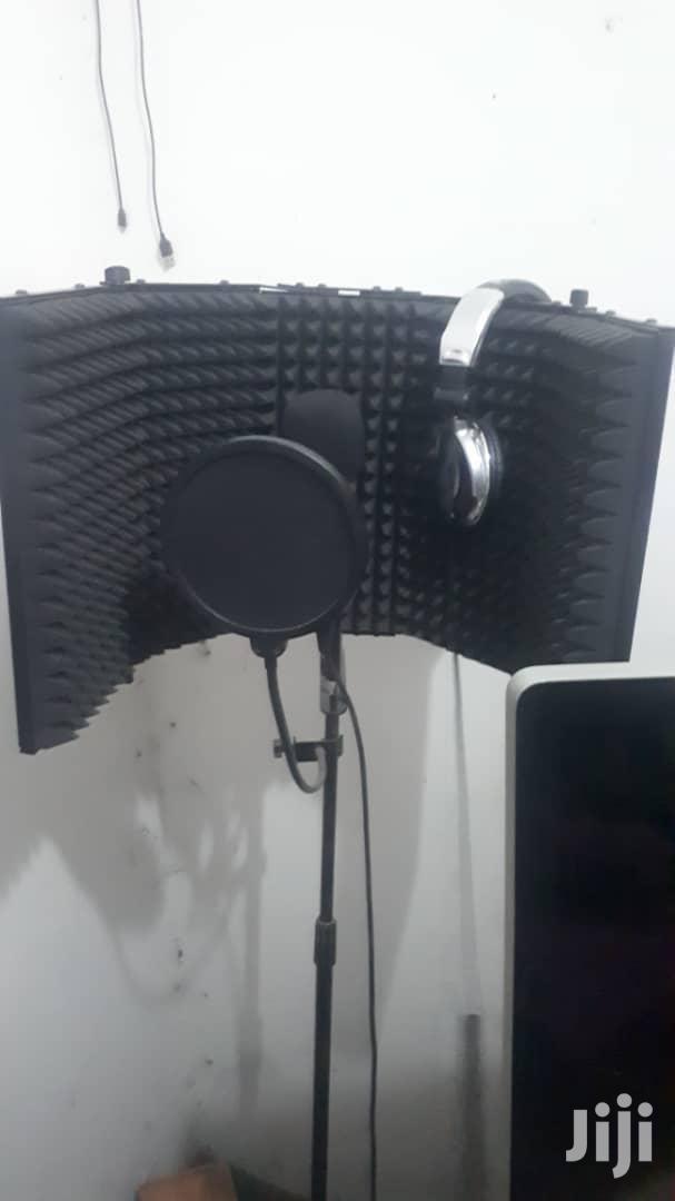 Studio Reflective Filter(Sound Shield)