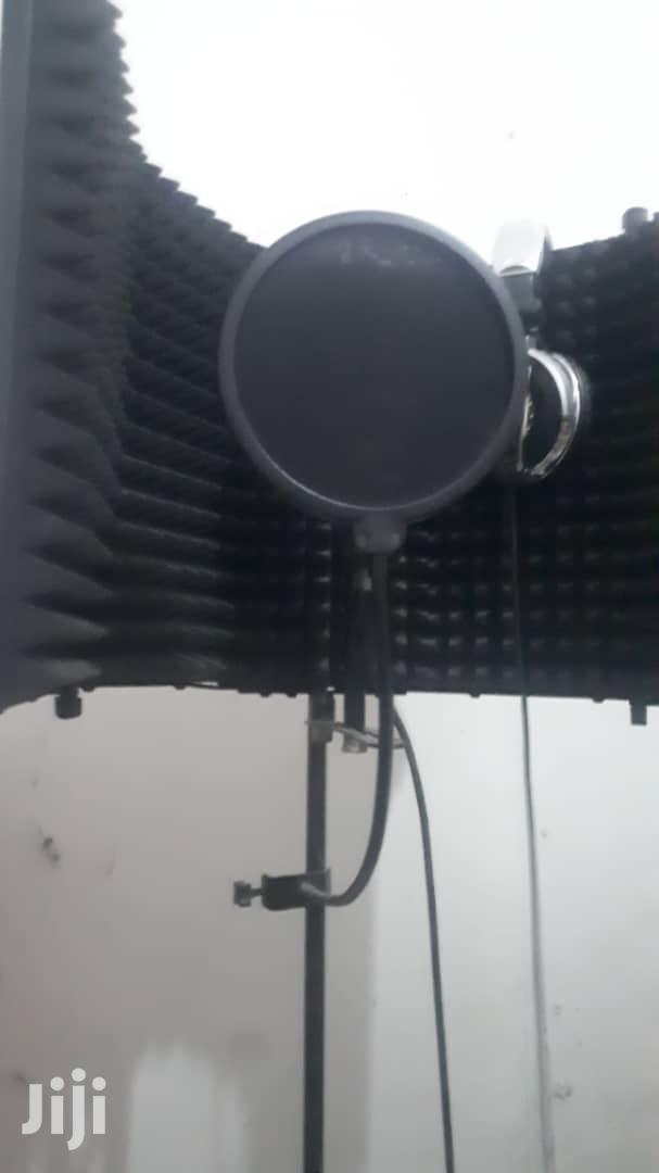 Studio Reflective Filter(Sound Shield) | Musical Instruments & Gear for sale in Dansoman, Greater Accra, Ghana