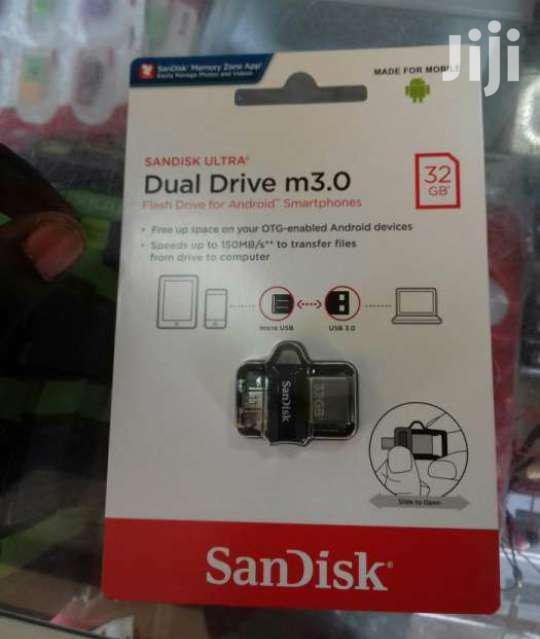 Sandisk 32gig Dual 3.0 Pendriv