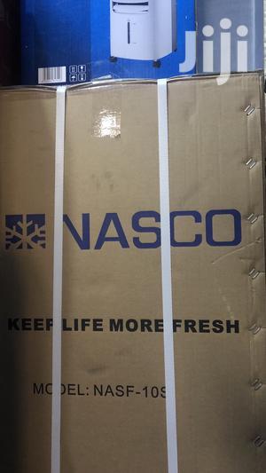 New Nasco 81 Liters Table Top Fridge With Freezer