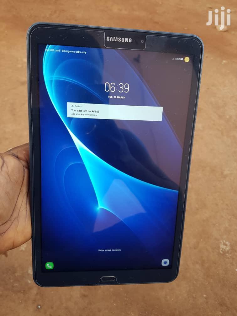 Archive: New Samsung Galaxy Tab A 10.1 16 GB Black