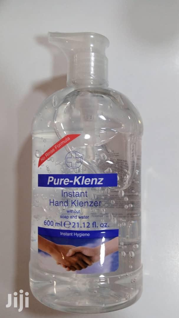 Hand Sanitizer Pure Klenz | Skin Care for sale in Odorkor, Greater Accra, Ghana