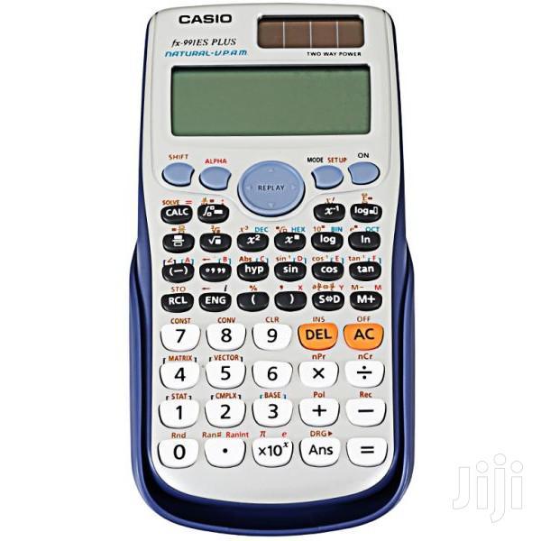 Casio Fx-991es PLUS Scientific Calculators { Version E F }