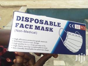 Disposable Face Mask / Nose Mask | Medical Supplies & Equipment for sale in Teshie, New Town