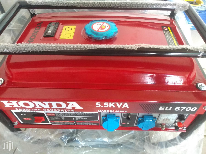 Latest# Honda 5.5kva Japan at Quality Generators