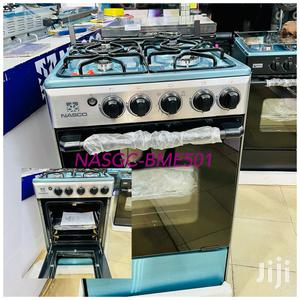 Nasco 4 Burner Gas Cooker With Oven Grill – NASGC-BME50I | Kitchen Appliances for sale in Greater Accra, Tema Metropolitan