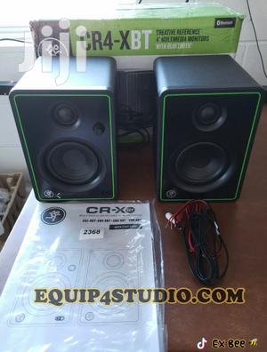 Mackie CR4-XBT Studio Monitors WITH BLUETOOTH   Audio & Music Equipment for sale in Greater Accra, Madina
