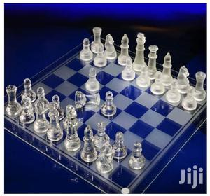 Quality Glass Chess | Books & Games for sale in Greater Accra, Accra Metropolitan