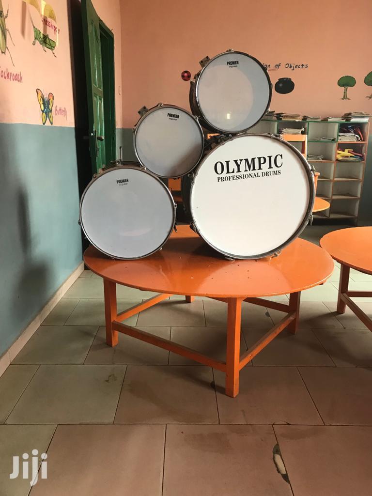 4 Set OLYMPIC Drum
