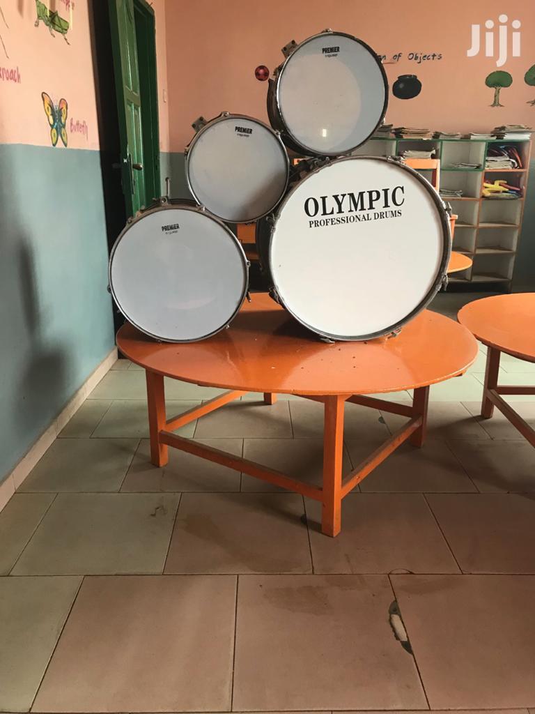 4 Set OLYMPIC Drum   Musical Instruments & Gear for sale in Kumasi Metropolitan, Ashanti, Ghana