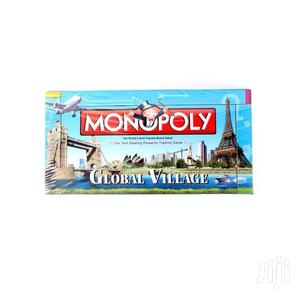 Monopoly Global Village – the Property Trading Board Game | Books & Games for sale in Greater Accra, East Legon
