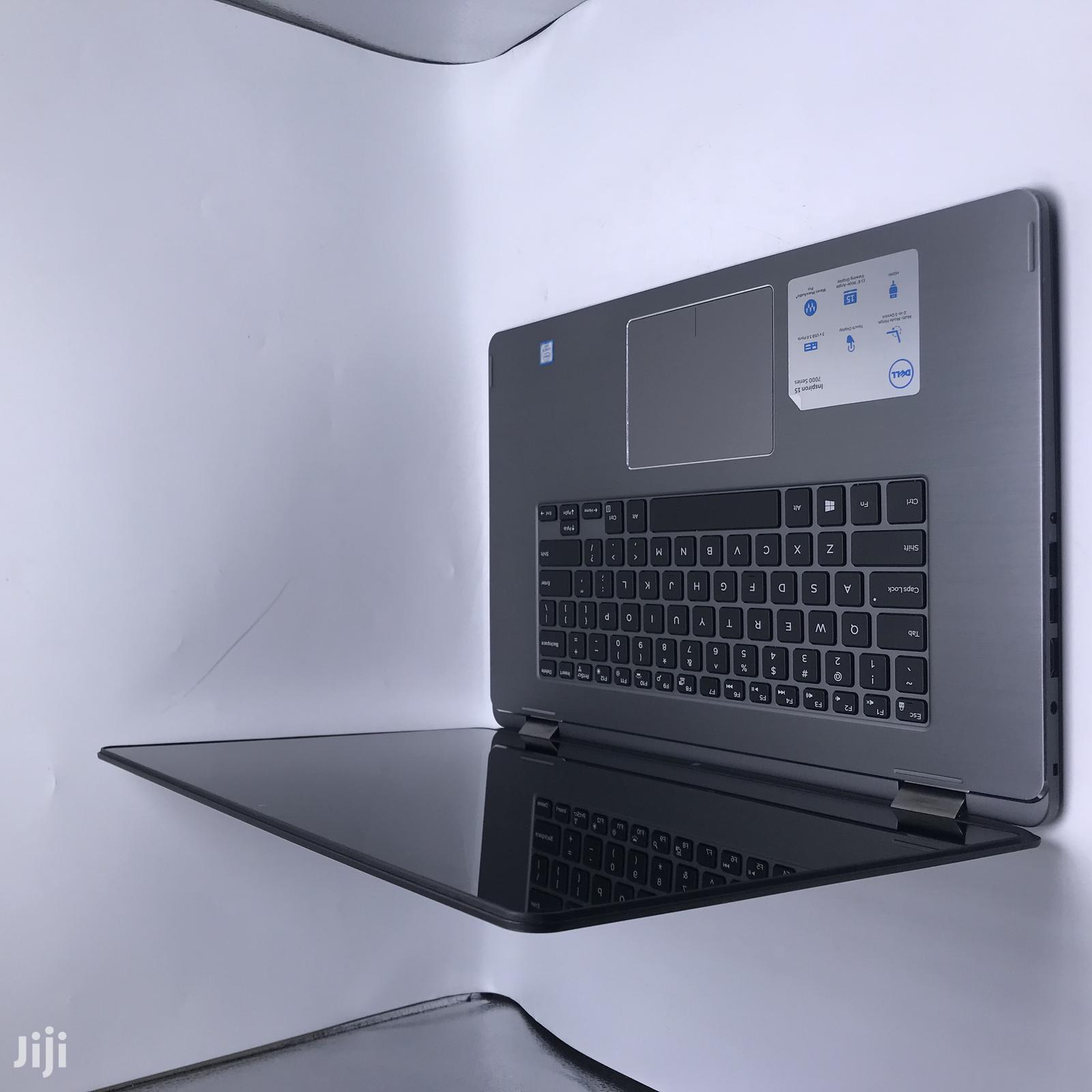 Laptop Dell Inspiron 15 7000 8GB Intel Core I5 SSD 256GB | Laptops & Computers for sale in Dzorwulu, Greater Accra, Ghana