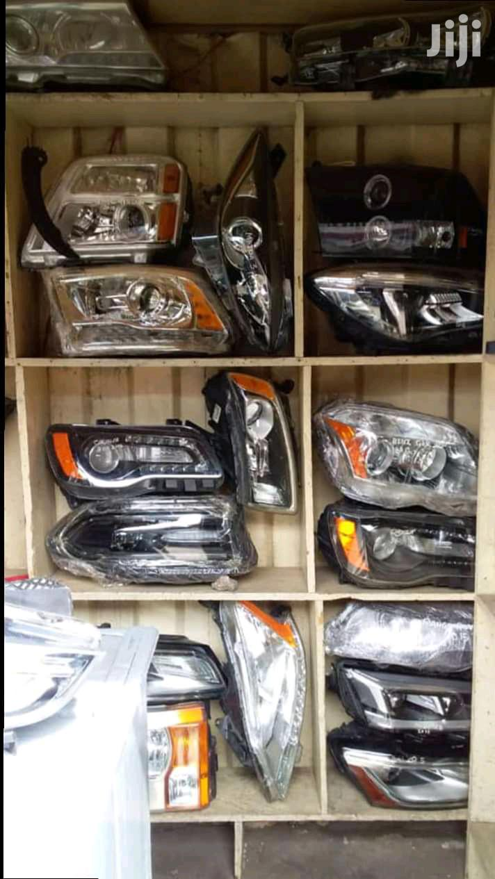 All Kinds of Car Headlight and Tail Light | Vehicle Parts & Accessories for sale in East Legon, Greater Accra, Ghana