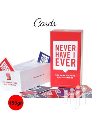 Never Have I Ever   Books & Games for sale in Greater Accra, Accra Metropolitan