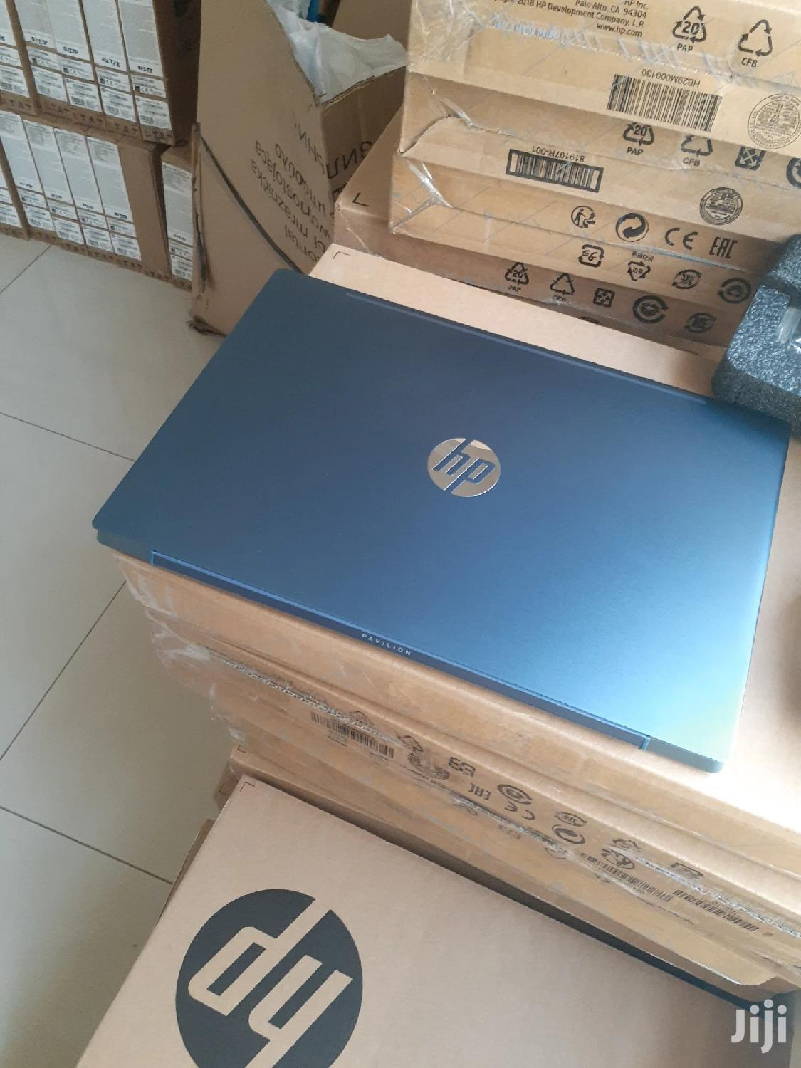 Archive: New Laptop HP Pavilion 15t 8GB Intel Core I7 HDD 1T
