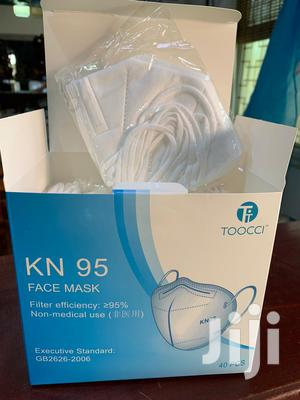 KN95 Face Mask 40pcs. | Medical Supplies & Equipment for sale in Greater Accra, Tema Metropolitan
