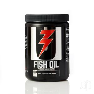Universal Nutrition Omega 3 Fish Oil | Vitamins & Supplements for sale in Greater Accra, Accra Metropolitan