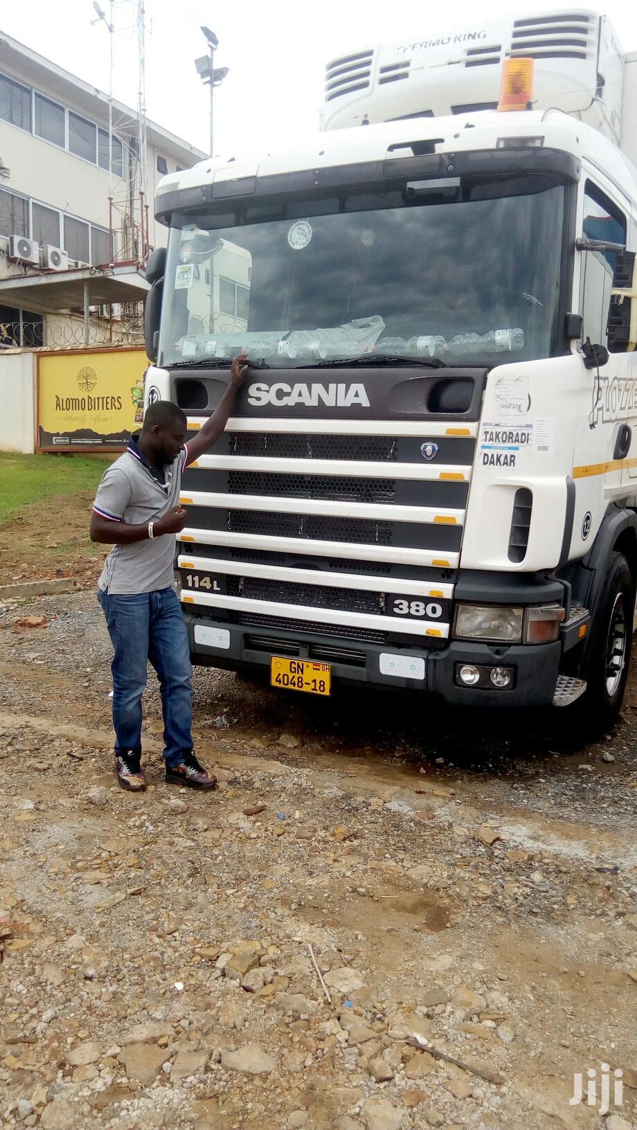 Heavy Duty Truck Driver