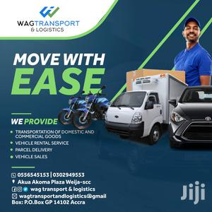 Wag Delivery and Moving Services | Logistics Services for sale in Greater Accra, Ga South Municipal