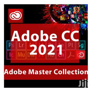 Adobe Master Collection CC 2021 Mac/Win   Software for sale in Greater Accra, Tesano