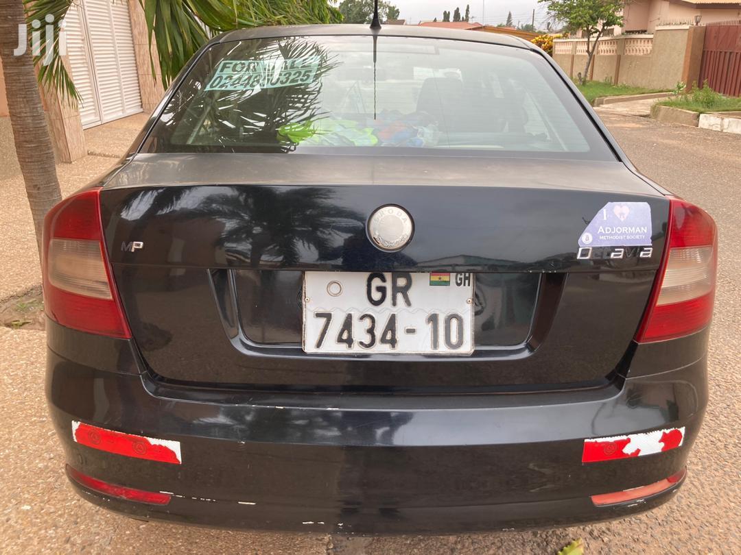 Skoda Octavia 2009 Black | Cars for sale in Teshie-Nungua Estates, Nungua, Ghana