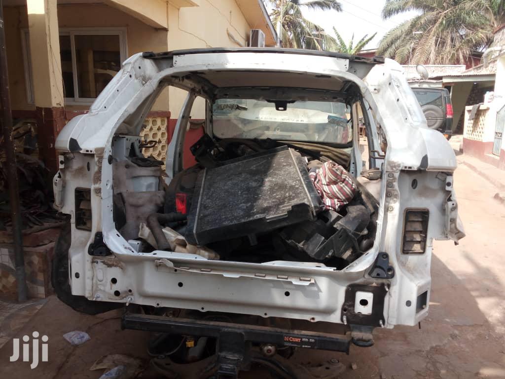 2013-2018 Range Rover Evoque Complete Empty Body
