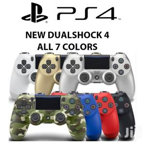 Original PS4 Controller (Combo) + Free Dual Charging Dock | Video Game Consoles for sale in Greater Accra, Achimota