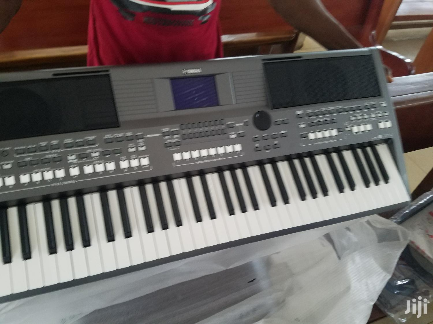 PSR S670 Workstation Arranger Yamaha | Musical Instruments & Gear for sale in Ga West Municipal, Greater Accra, Ghana
