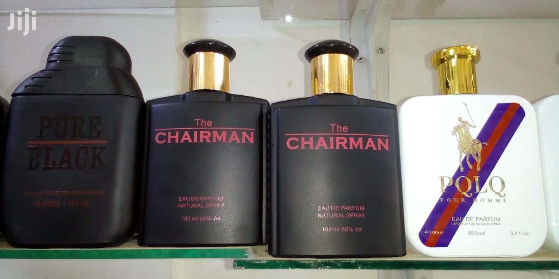 Archive: Chairman Perfume