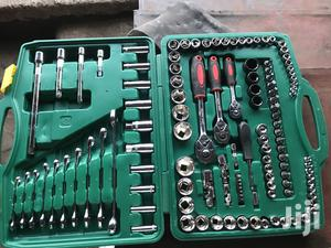 Tools Box and Socket Set. | Hand Tools for sale in Greater Accra, Tema Metropolitan