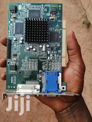 Matrox 7003-0301 PCI DVI/VGA Video Graphics Card Unit | Computer Hardware for sale in Greater Accra, Achimota