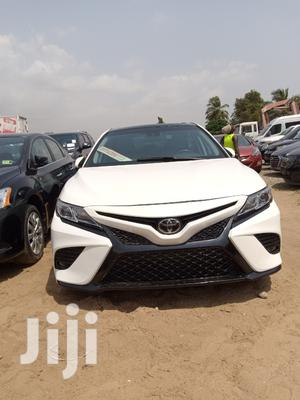 Toyota Camry 2019 L (2.5L 4cyl 8A) White   Cars for sale in Greater Accra, Achimota