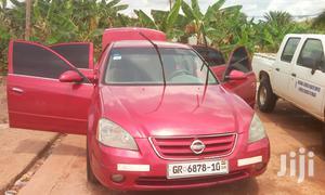 Nissan Altima 2005 2.5 Red | Cars for sale in Ashanti, Kumasi Metropolitan