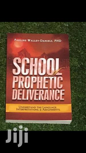 School for Prophetic Deliverance   Books & Games for sale in Greater Accra, Ga West Municipal