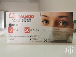 Medical Face Mask (Black Color) | Medical Supplies & Equipment for sale in Greater Accra, East Legon