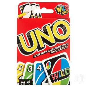 UNO With Wild Cards   Books & Games for sale in Greater Accra, Accra Metropolitan