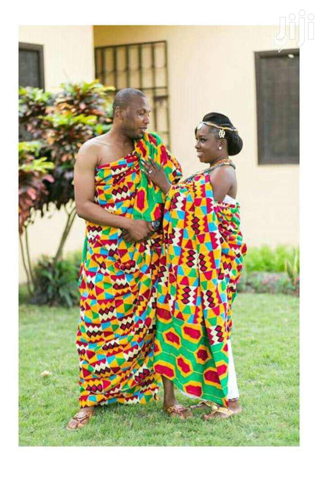 Adwene Ntoma Kente Cloth In Stock | Clothing for sale in Roman Ridge, Greater Accra, Ghana
