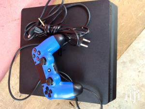 Home Used Ps4 Slim 500gb From Uk 4 Games Loaded | Video Game Consoles for sale in Greater Accra, East Legon