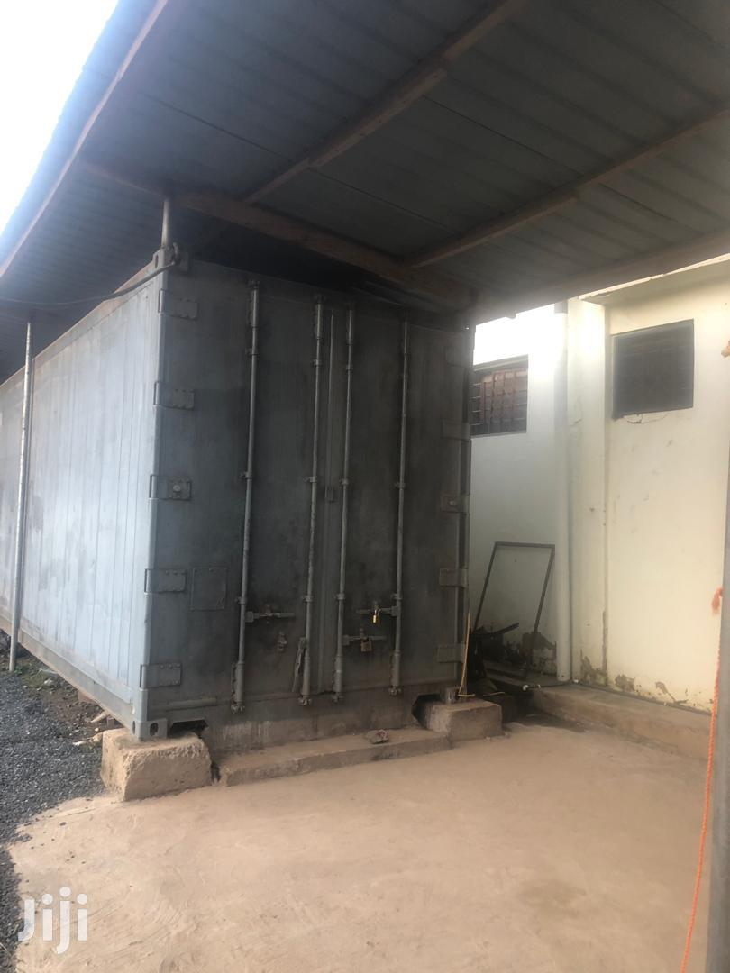 40foot Refrigerated Container
