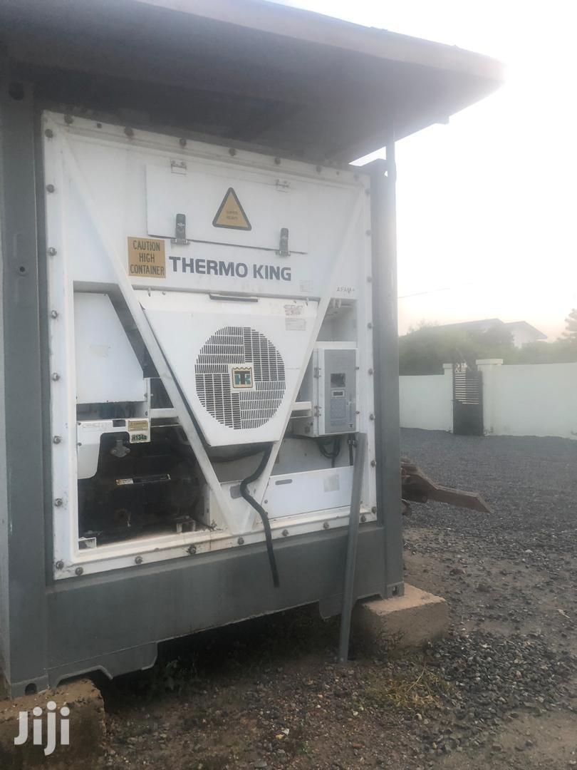 40foot Refrigerated Container   Manufacturing Equipment for sale in Tema Metropolitan, Greater Accra, Ghana