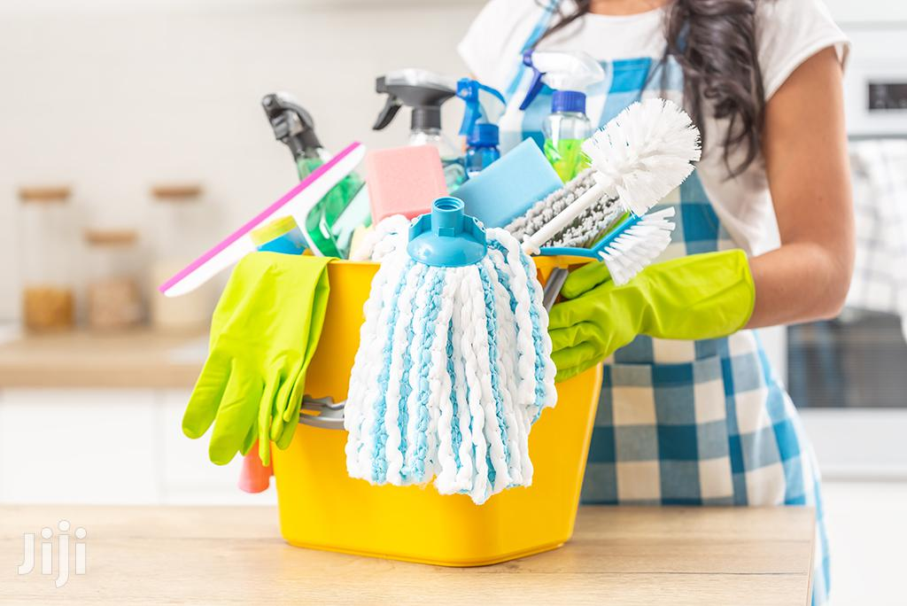 Professional Cleaning Services in Odorkor - Cleaning Services, Christopher  Adjah | Jiji.com.gh