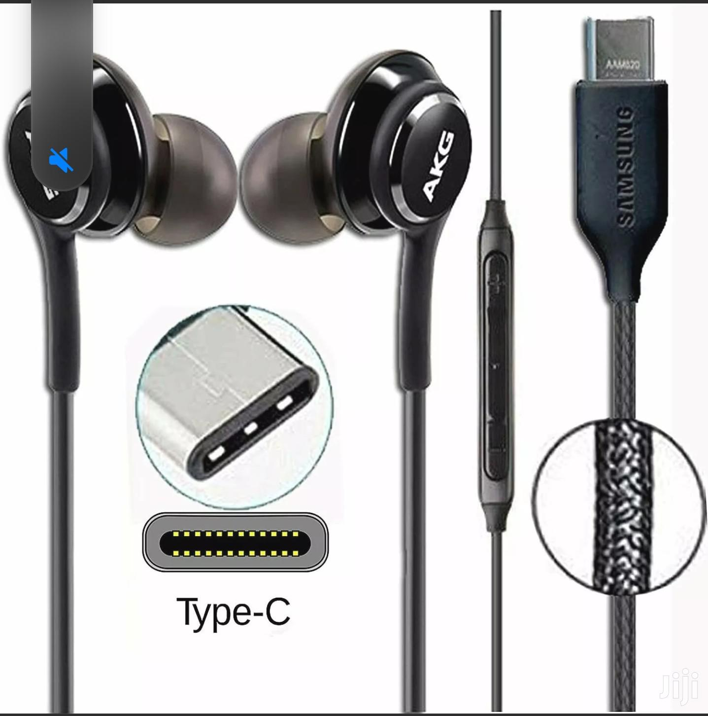 Samsung Earphones Headset for Galaxy Note 10 / S10 / S20 | Accessories for Mobile Phones & Tablets for sale in Accra Metropolitan, Greater Accra, Ghana