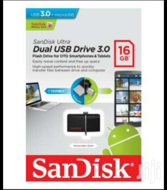 Sandisk 16GB Pendrive | Computer Accessories  for sale in Asylum Down, Greater Accra, Ghana